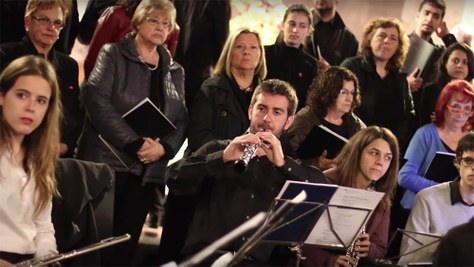 L'Orquestra a Camprodon