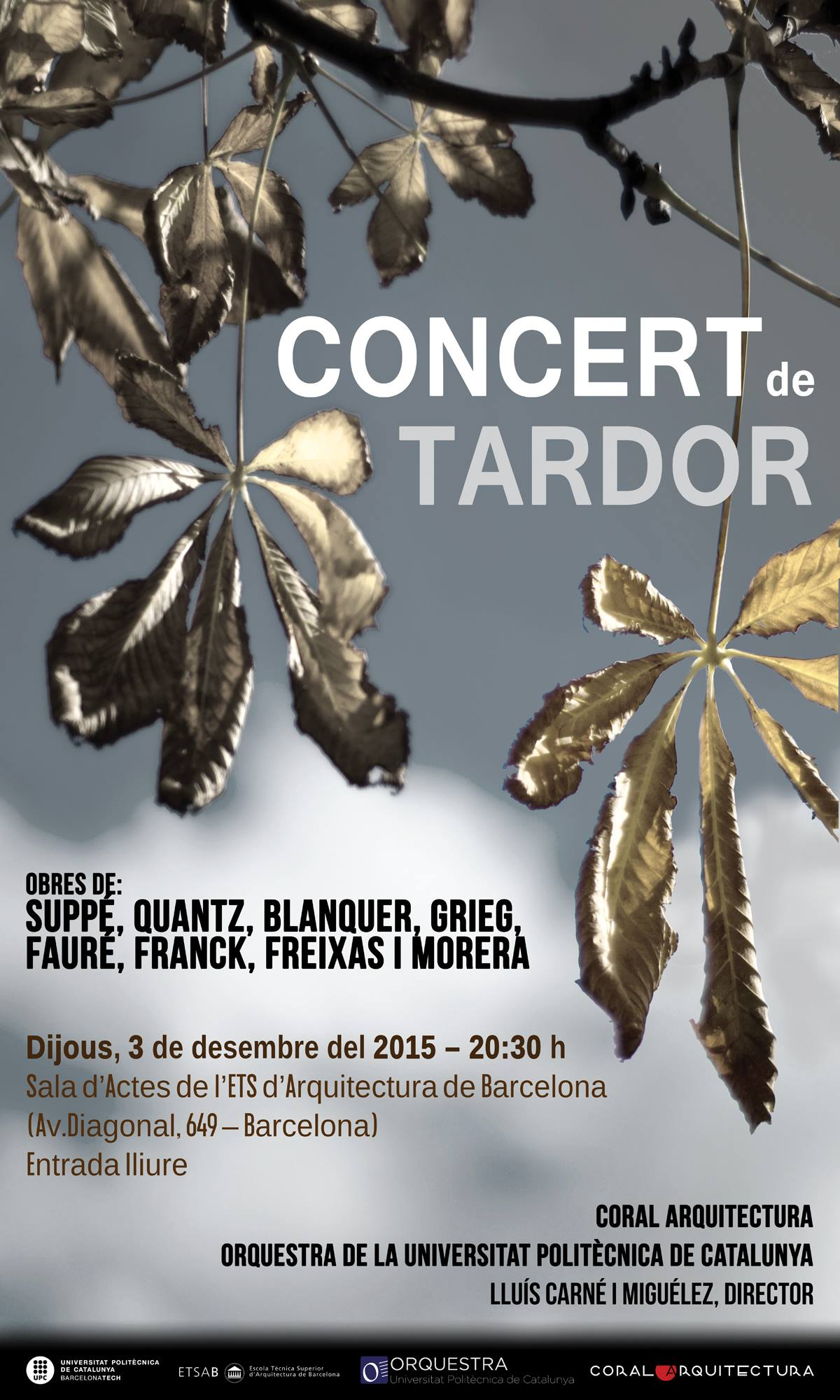 Primer concert de tardor 2015